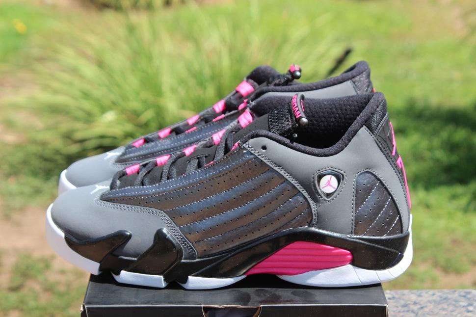 the latest 94a8f 3bbc6 Girls Air Jordan 14 Retro