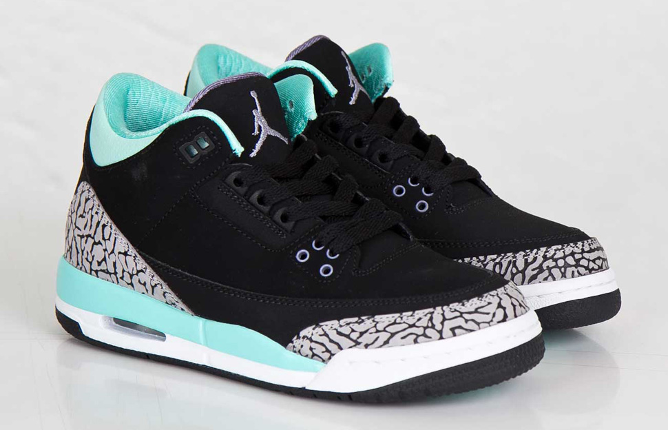 finest selection 0bfd7 39e78 ... coupon for air jordan 3 retro gs âœbleached turquoiseâ 65694 b636a