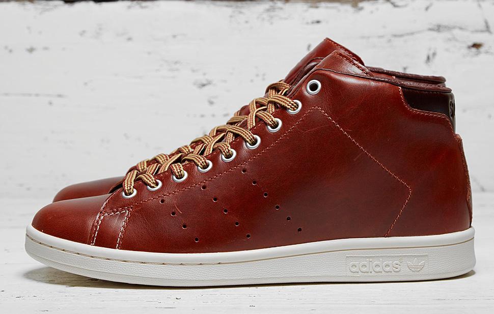 purchase cheap ef480 c86c2 Kazuki x Mark McNairy x adidas Stan Smith Mid 84-Lab