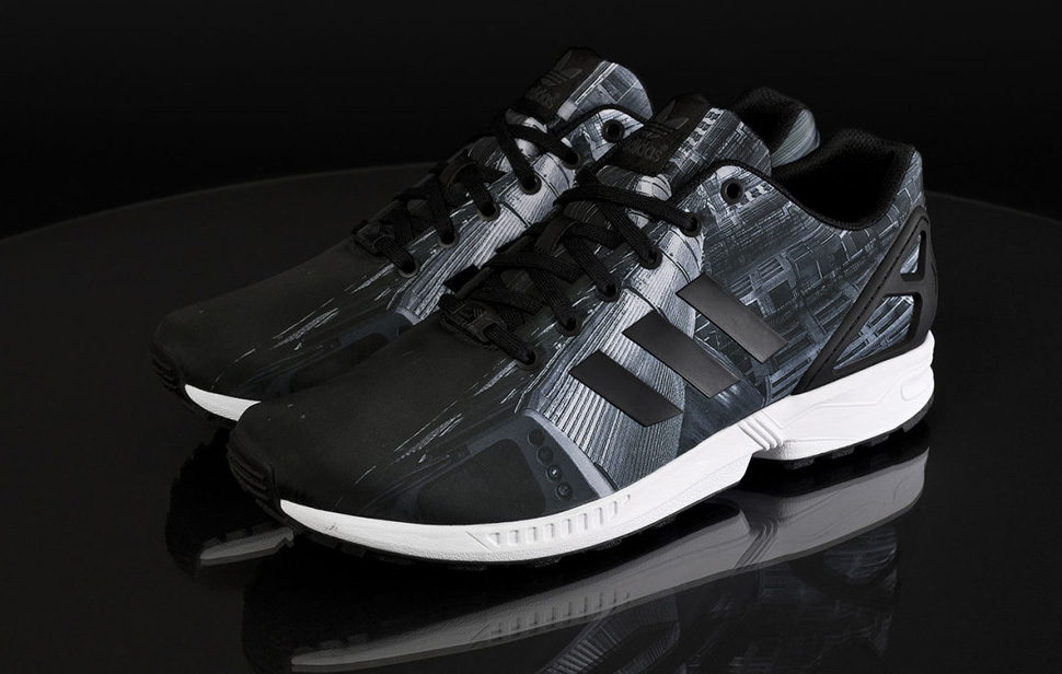 new style c89c3 e9dfa ... canada mosh pits sunsets trains the adidas zx flux dca74 dabe7