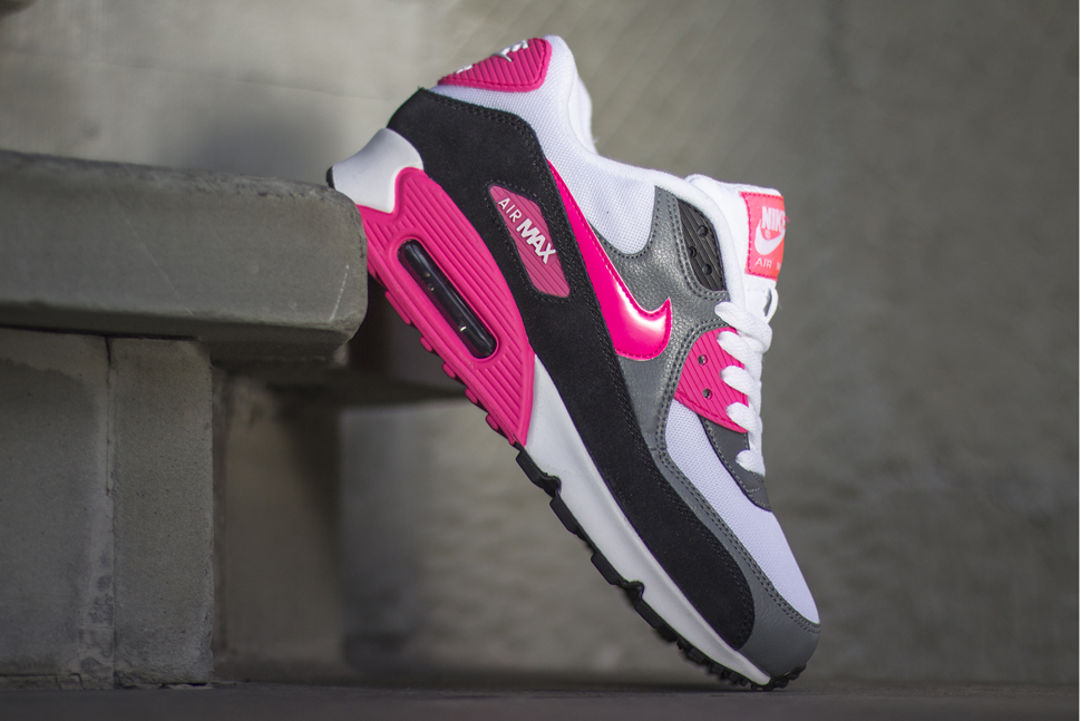 promo code for air max 90 pink black silver a47b1 a7cf0