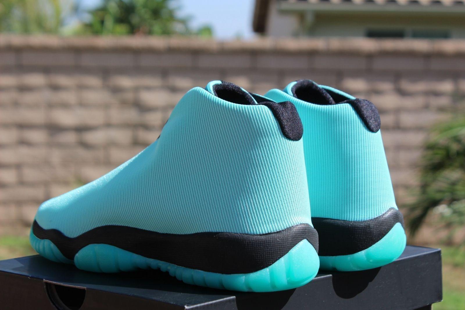 big sale ea68a d1042 green air jordan future gs bleached turquoise black 3 jordan future mint