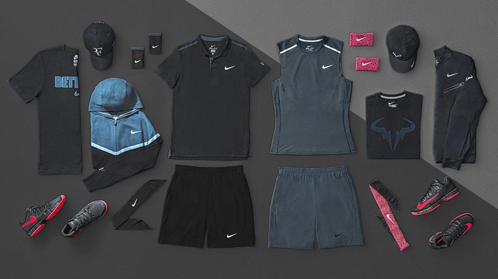 nike tennis apparel mens