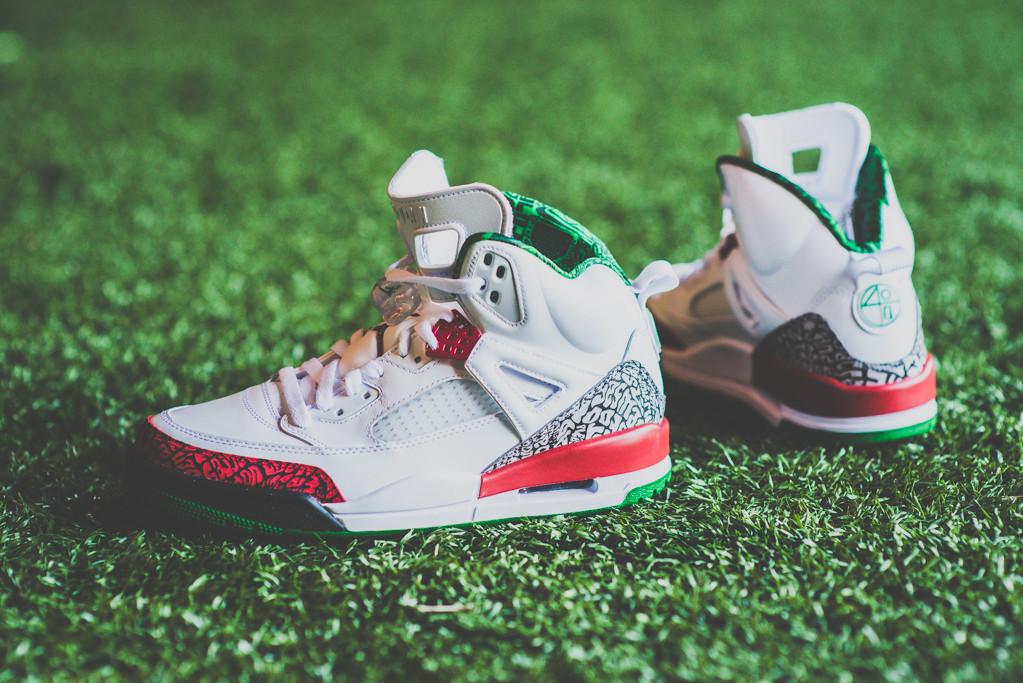 new styles 4eaa7 18a5e Jordan Spizike OG (Release Reminder   Detailed Pictures) - OG EUKicks  Sneaker Magazine