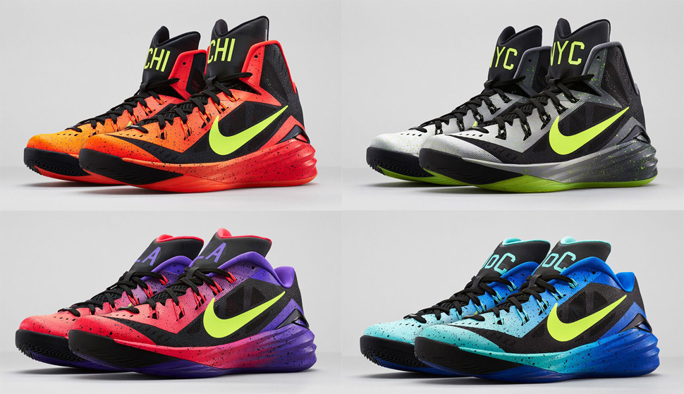 34884e073970 Nike Hyperdunk 2014 City Pack ...