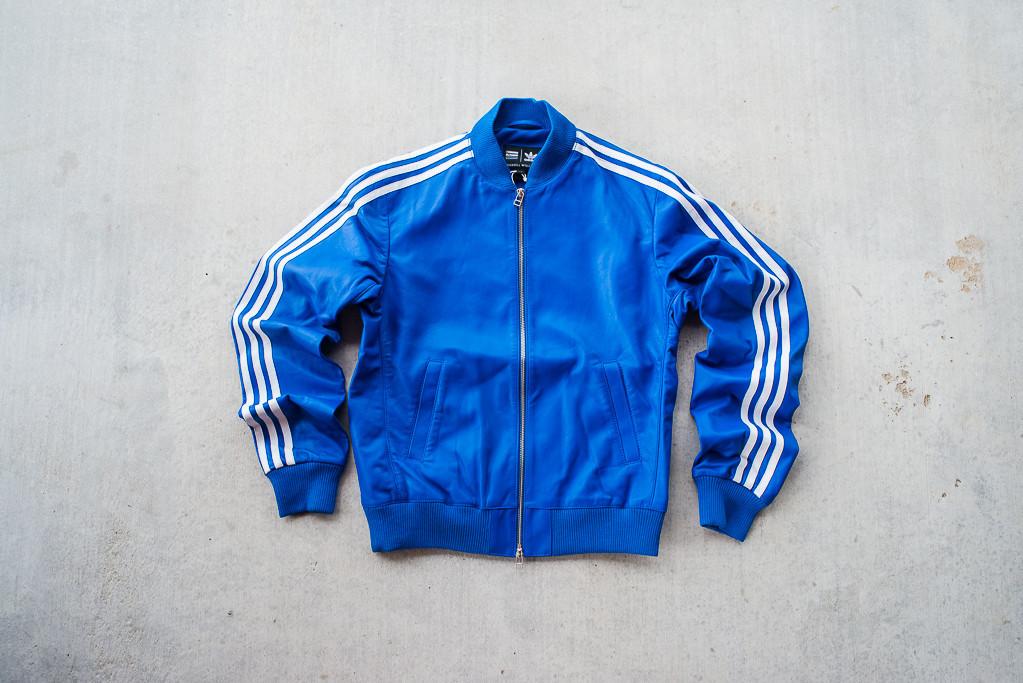 Pharrell Williams X Adidas Superstar Track Top Ue - Consorzio