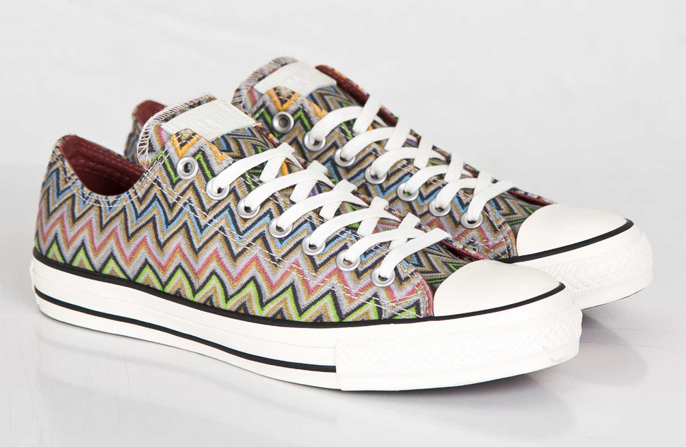 5f884884b463 Available  Missoni x Converse Chuck Taylor (Autumn Winter 2014) - OG  EUKicks Sneaker Magazine
