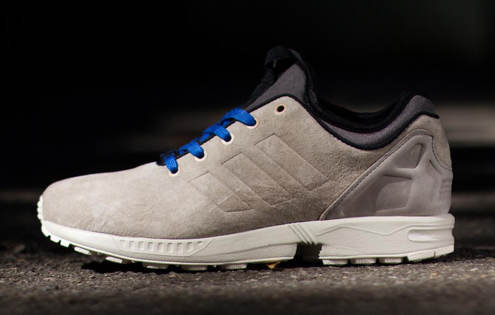 def642e45d160 ... new zealand adidas zx flux nps light brown fae07 80cad