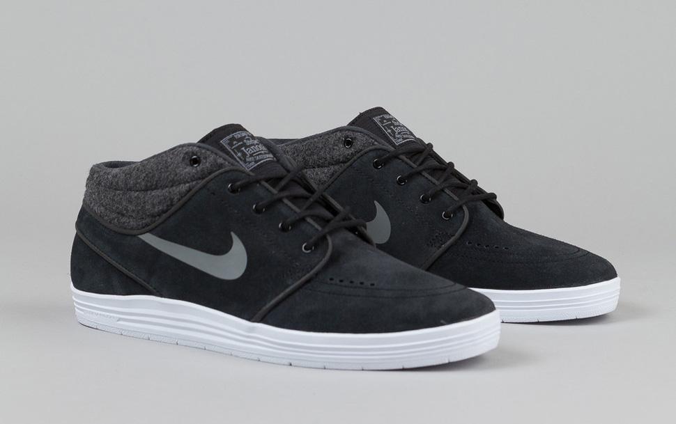 90d5775746f2 Nike SB Lunar Stefan Janoski Mid News - OG EUKicks Sneaker Magazine
