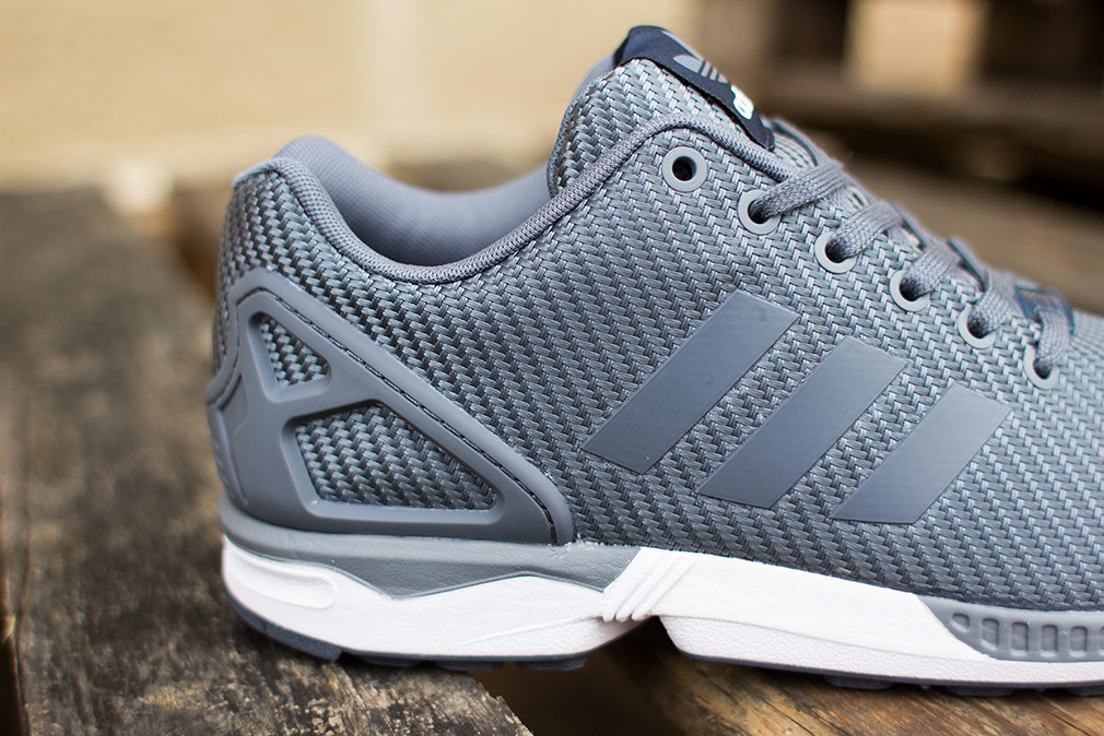 adidas zx flux dark grey Sale  b45df51c1