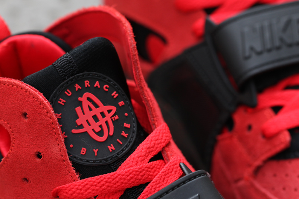 best loved 144b8 4abe6 ... shop nike air trainer huarache prm challenge red 0410d 7a697