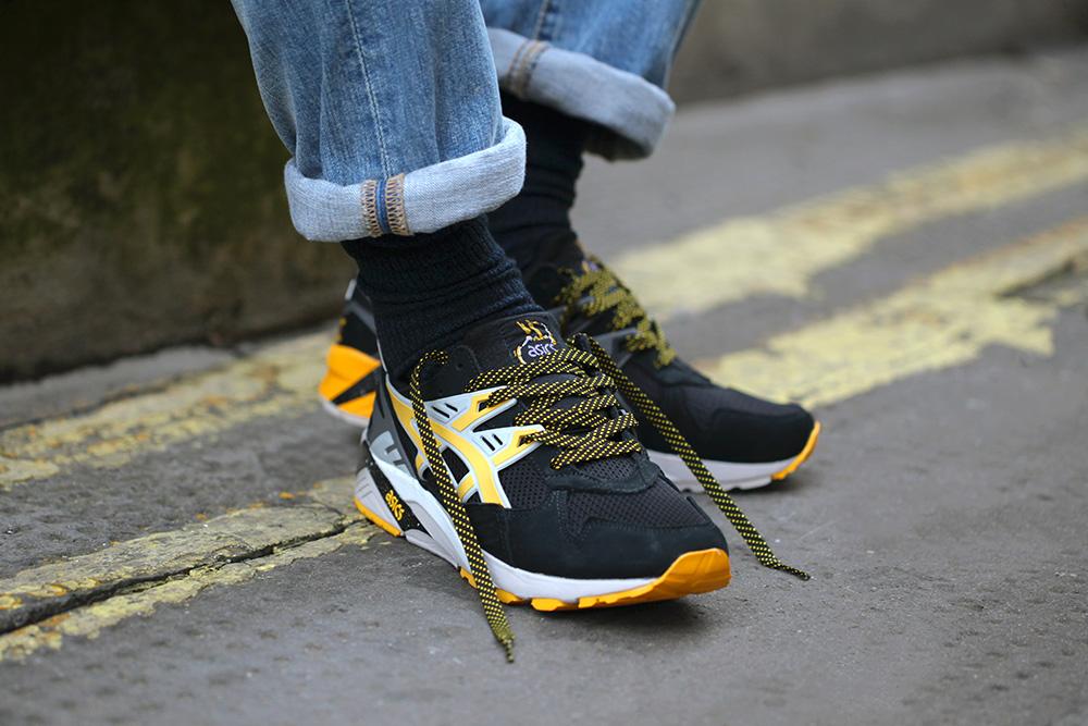 asics gel kayano trainer sneaker