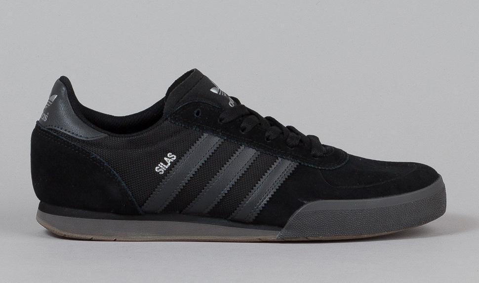 eab9c0ecd4 ... Iron Grey Dark Green ... ... casual shoes e665f fa02a adidas  Skateboarding Silas SLR .
