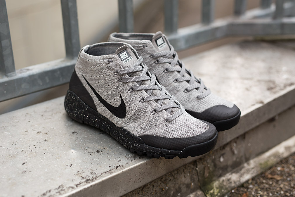 store nike flyknit trainer gris lights 7e7f2 16865