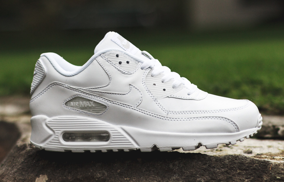 leather nike air max 90