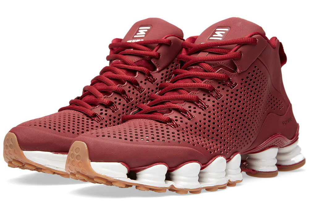 new products af4b6 86a21 Nike Shox TLX Mid SP
