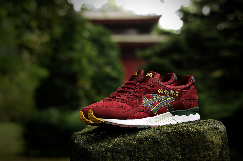 reputable site 038e9 e0f72 The Good Will Out x ASICS Gel Lyte V