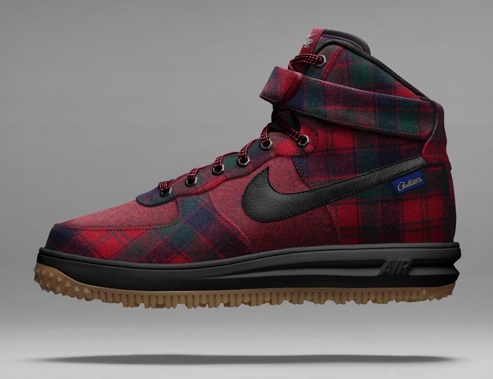 03322b5f1a ... Nike iD x Pendleton 2014 Janoski, Air Max 1, Roshe Run Lunar ...