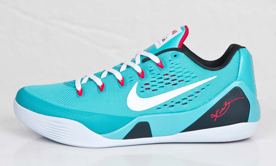 ... Kobe 9 Dusty Cactus White-Action Red-Gym Blue Style 646701- . 421e0f03f5b5
