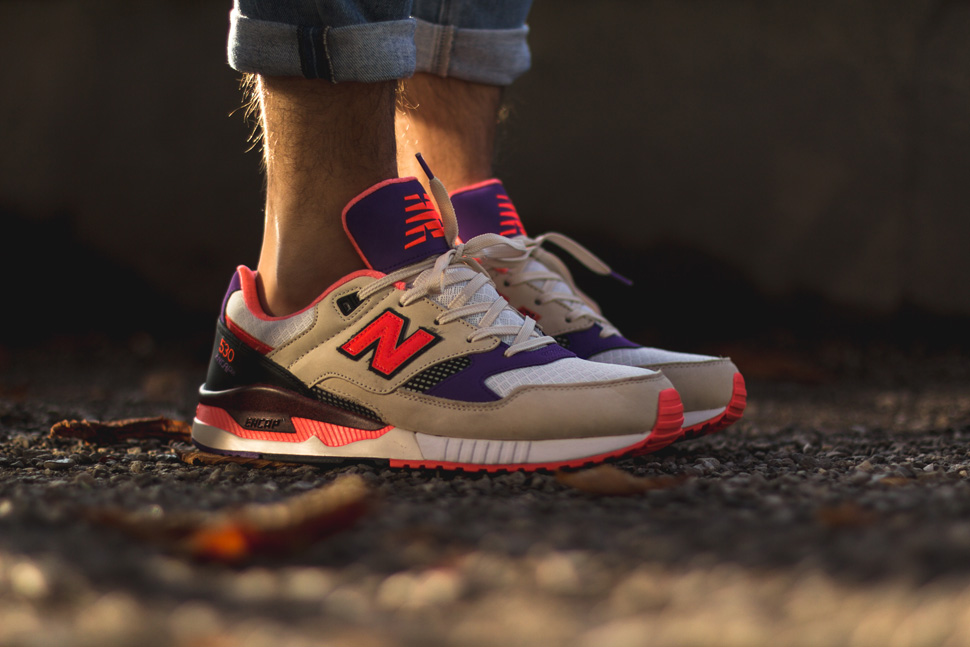 new balance m530 femme or
