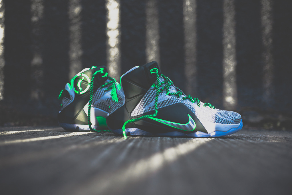the latest 3bd82 122f9 ... electric 8ceab 1ea61  france nike lebron 12 dunkman dunk 54429 2dc65