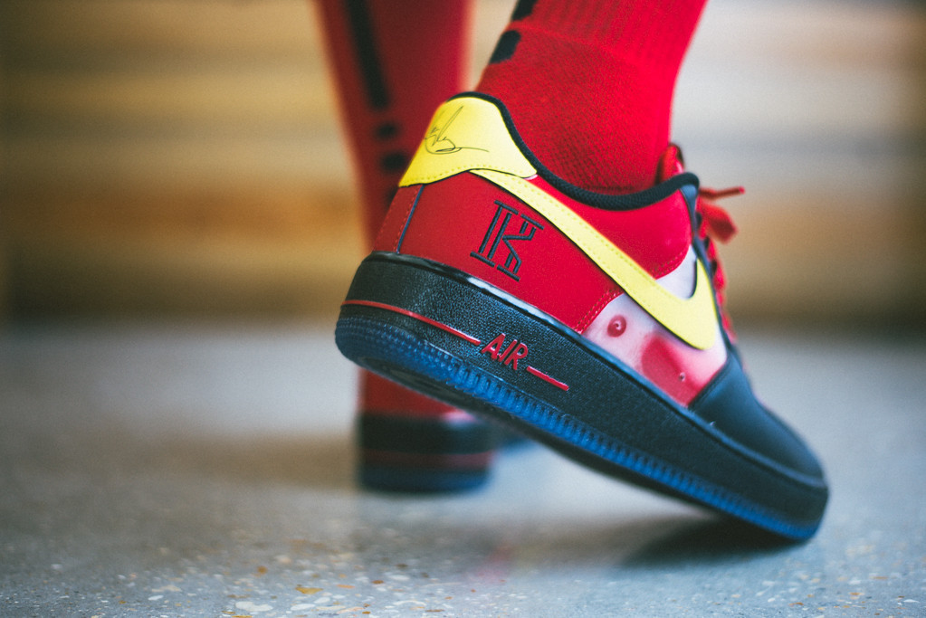 buty nike air force 1 comfort signature qs kyrie irving