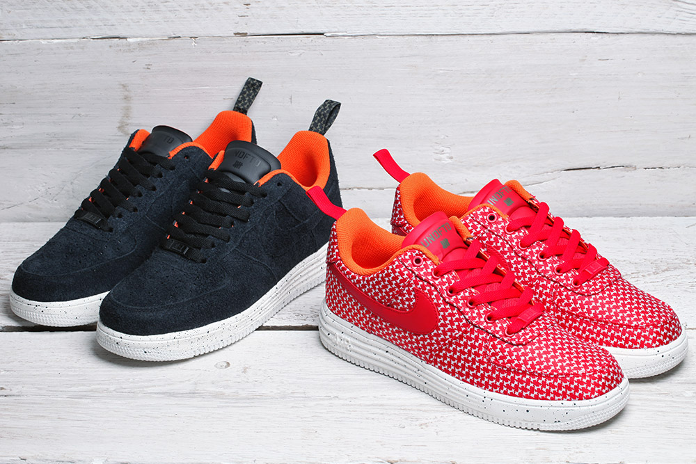 sports shoes 58e68 96ee0 Releasing  Undefeated x Nike Lunar Force 1 Low SP - OG EUKicks Sneaker  Magazine