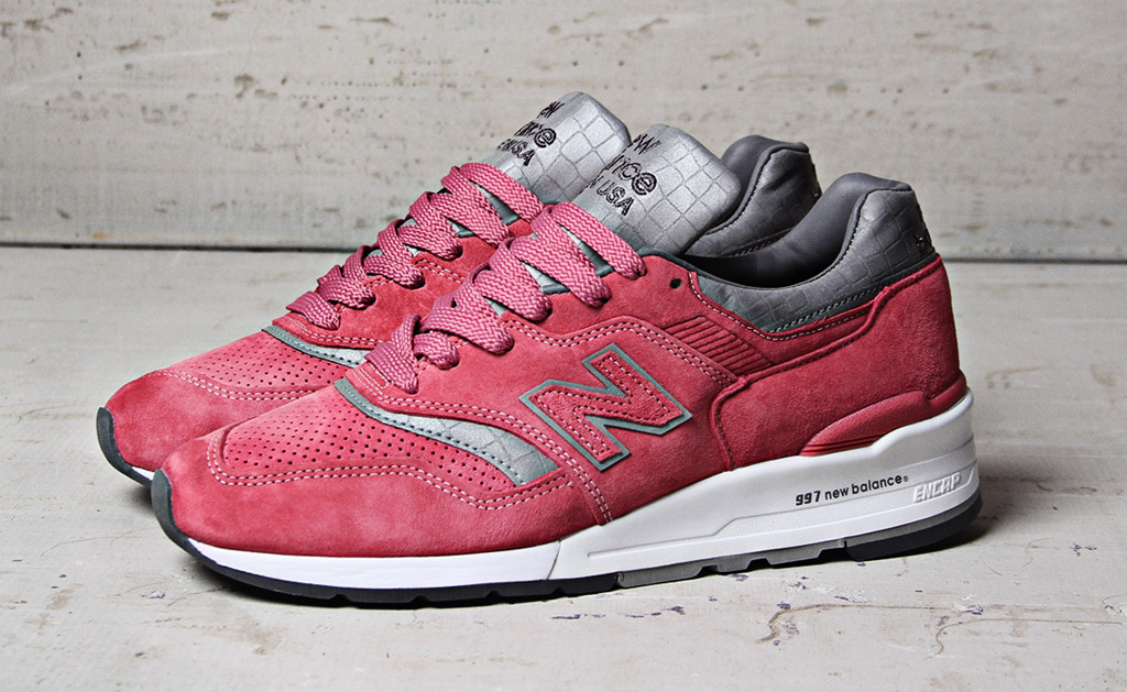 concepts x new balance made in usa 997 rosé