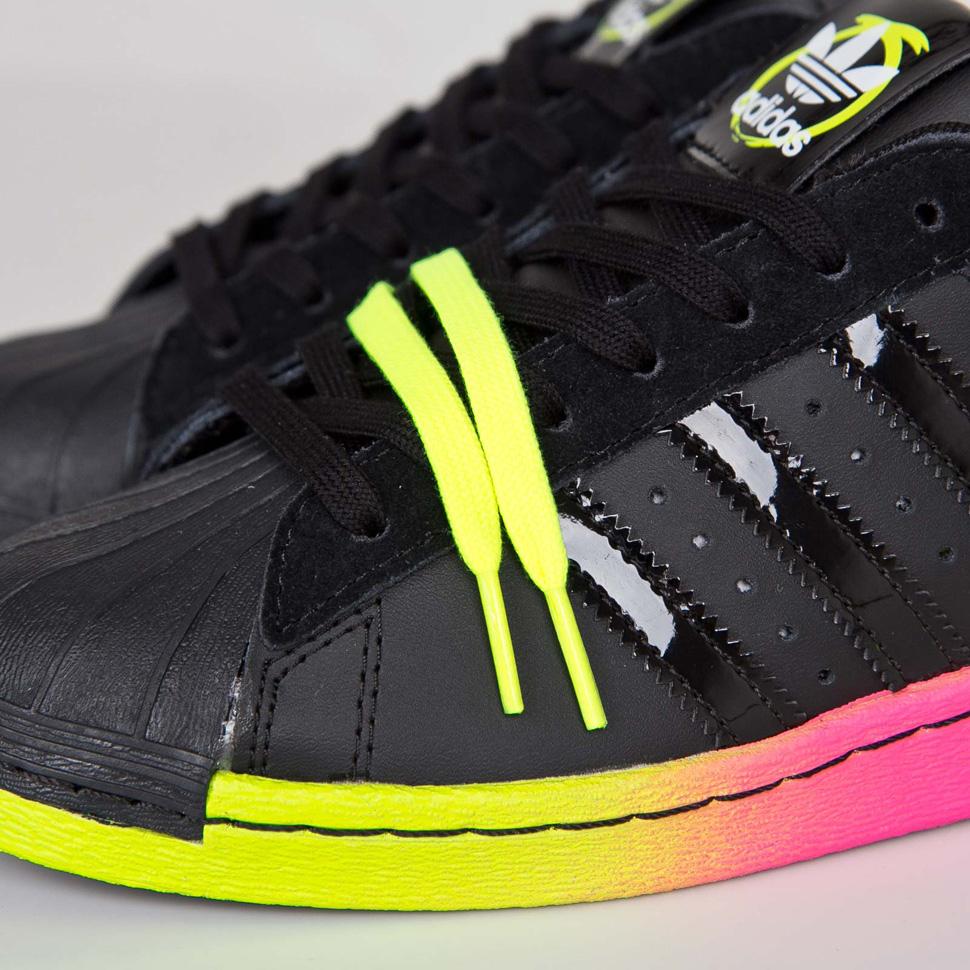 adidas superstar 80s rainbow