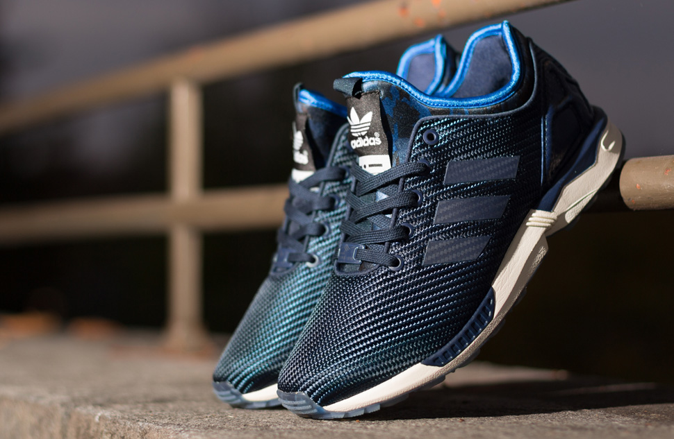 online store 789ae 2d6ce Italia Independent x adidas ZX Flux NPS