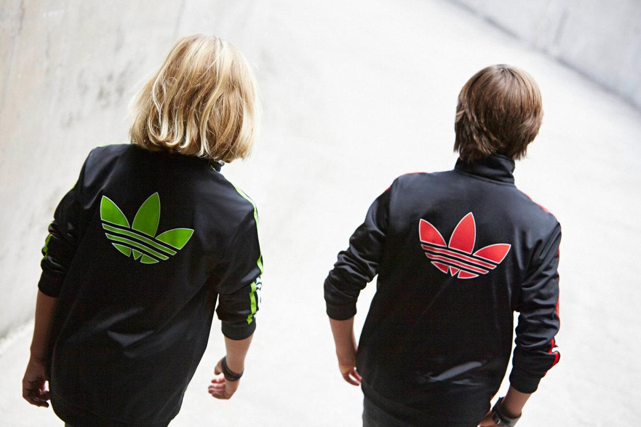 Star Wars x adidas Originals SpringSummer 2015 Kids OG