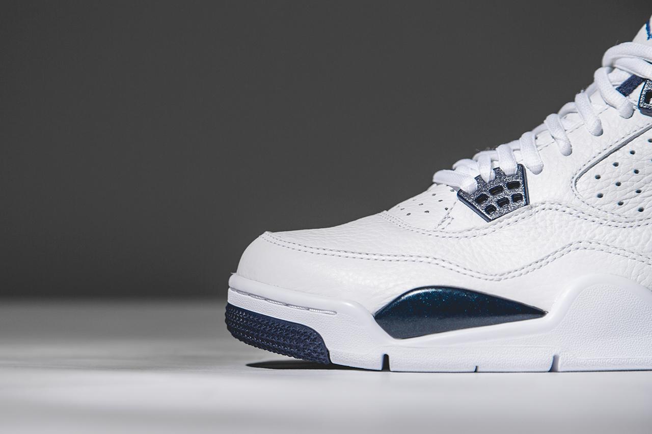 586ce3d6886977 Air Jordan 4+ Retro