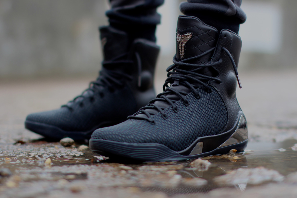 Nike Kobe 9 High EXT News EU Kicks: Magazine Sneaker Magazine Kicks: d0500d