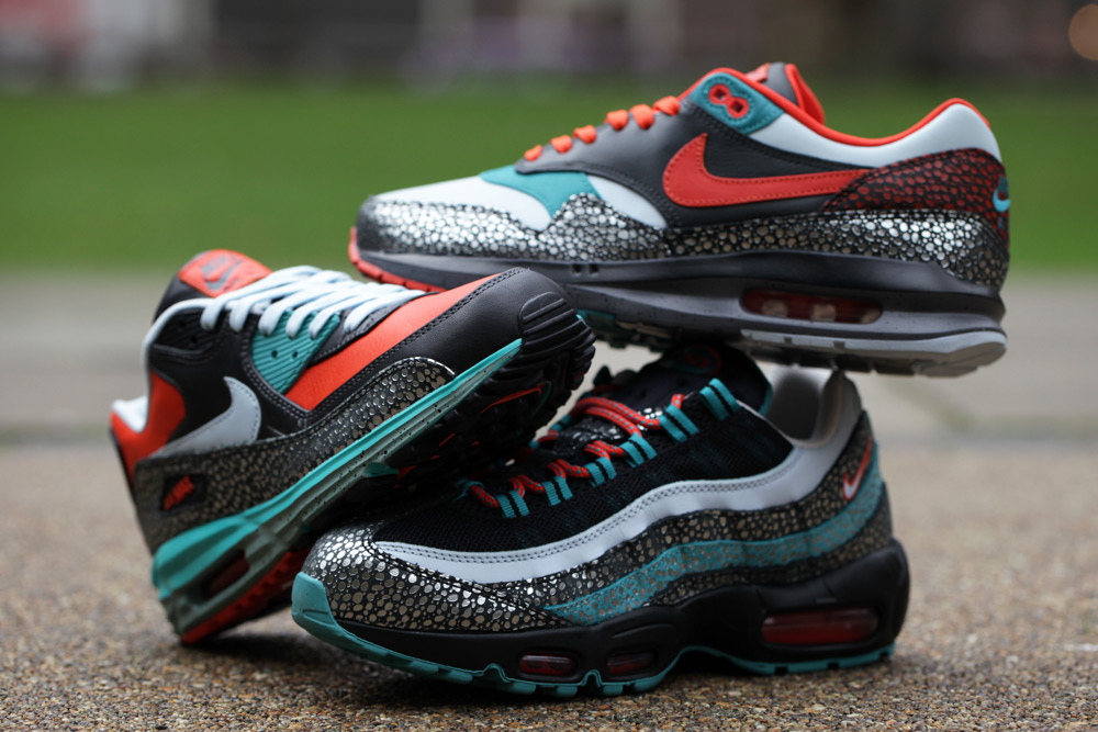 newest collection 40fd3 fafc9 Nike Air Max Deluxe QS