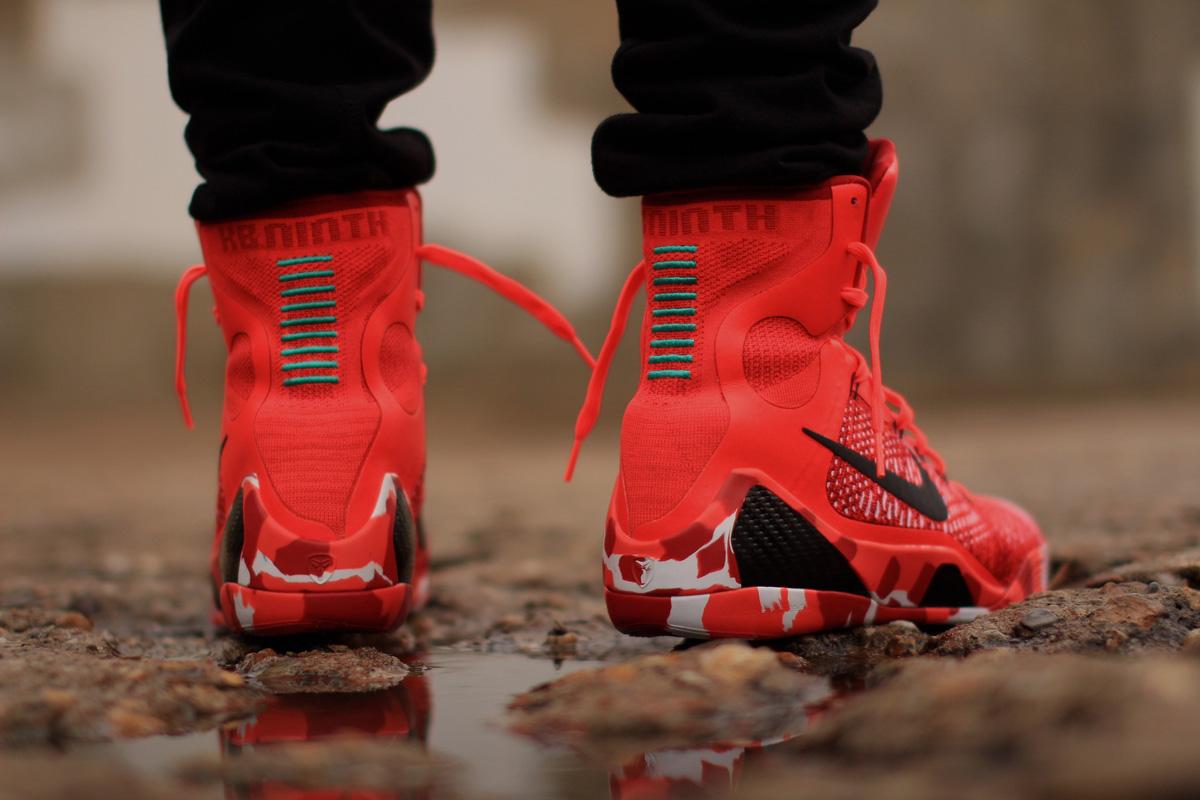 release date 672aa a4641 Nike Kobe 9 Elite