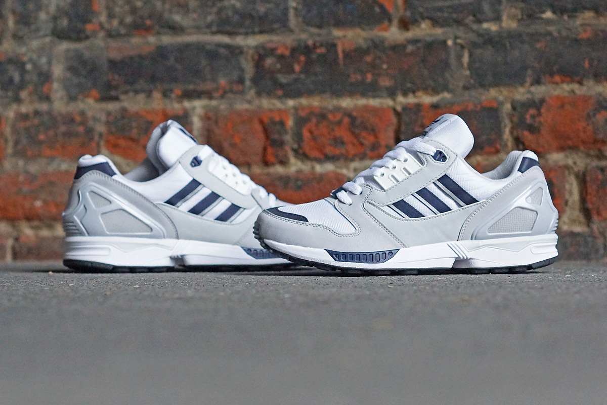new products bb983 5f925 cheap adidas zx 8000 collegiate navy 56d3c ff901