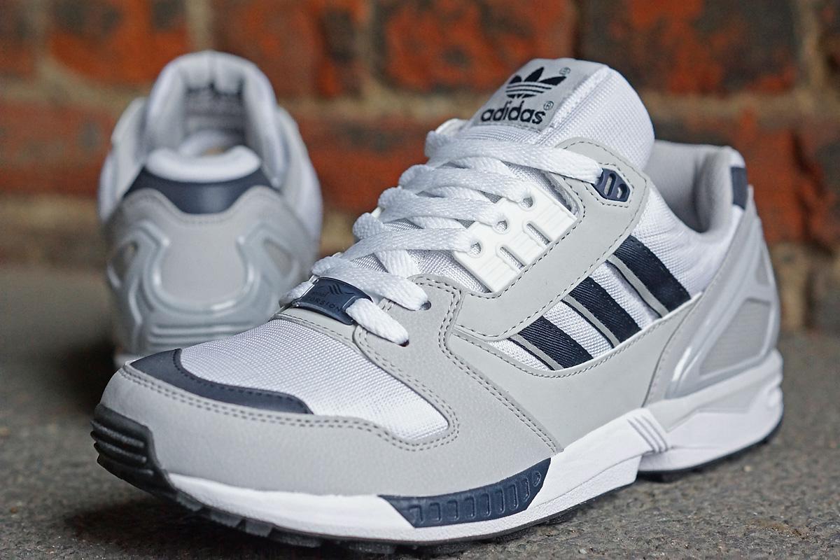 quality design 4dcc0 6518f adidas zx 8000 white