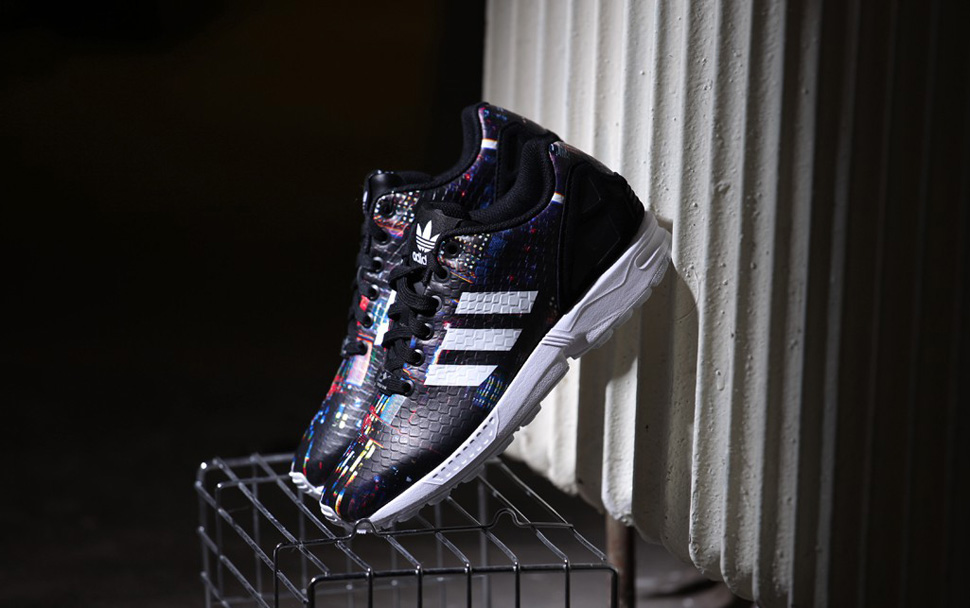 WMNS adidas ZX Flux  City Lights  & WMNS adidas ZX Flux