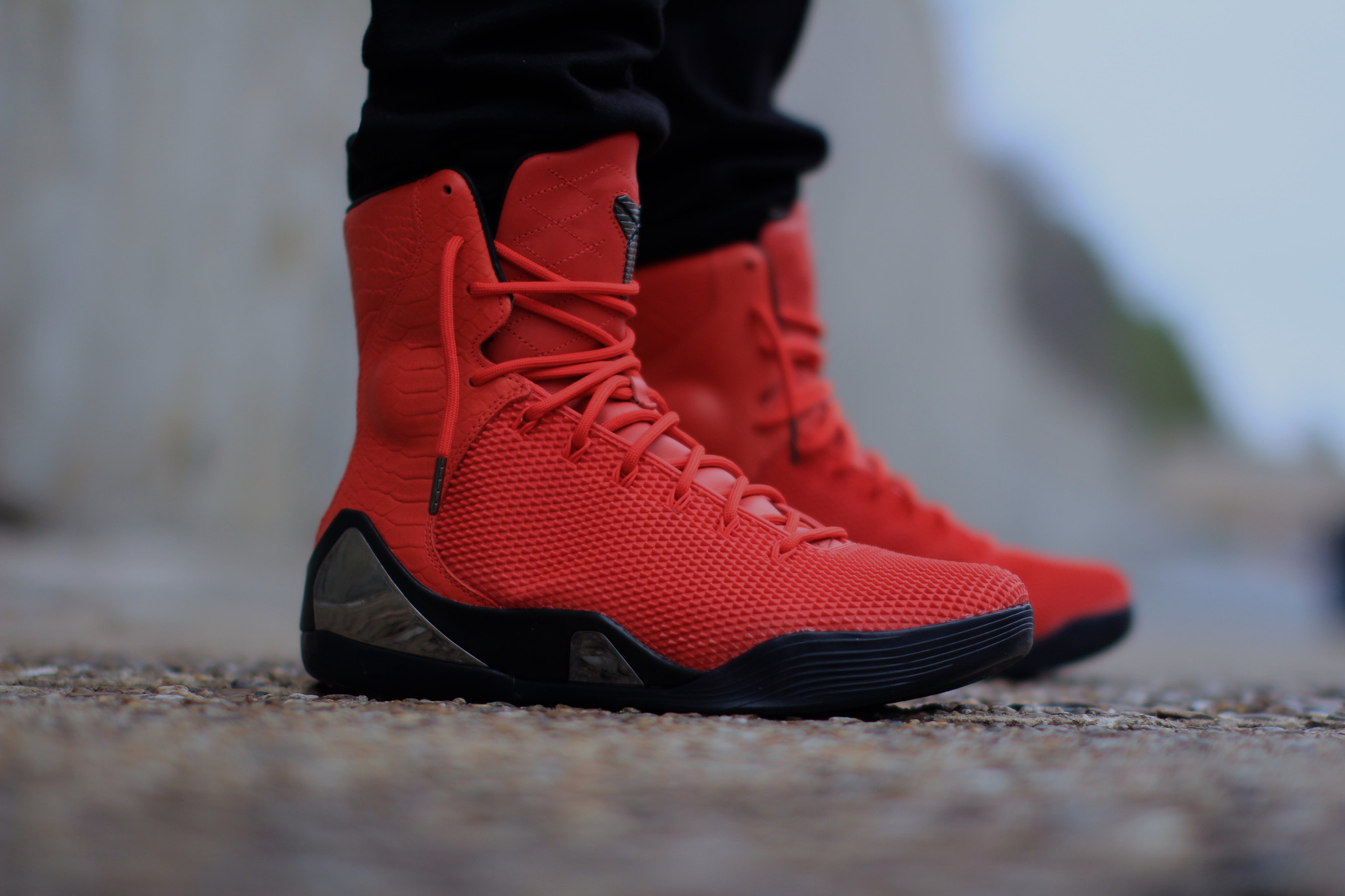 separation shoes cf05c f80d5 Nike Kobe 9 High KRM EXT