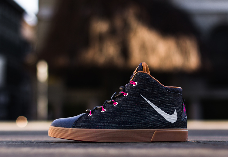 online store 49f68 d47f4 Nike LeBron 12 NSW Lifestyle