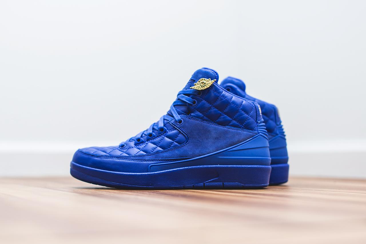 8bf897fdb5ff Air Jordan 2 Retro x Just Don - OG EUKicks Sneaker Magazine