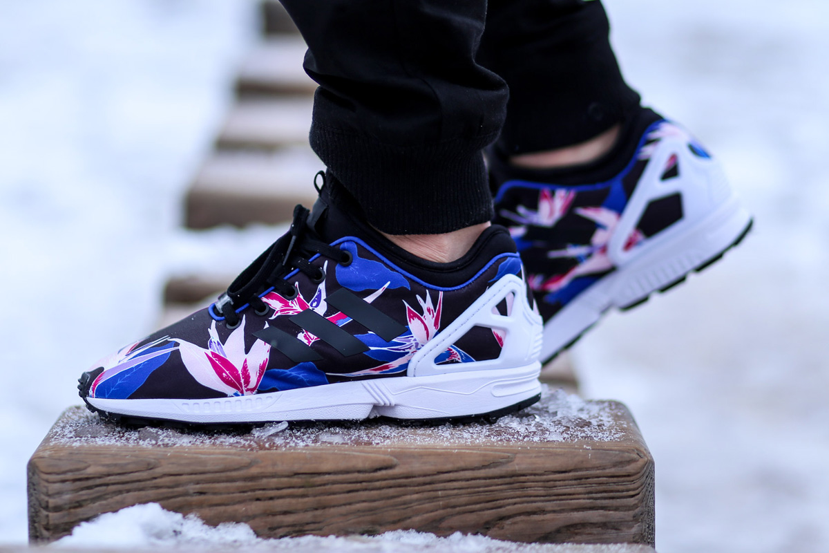 3971a9e4 adidas zx flux black floral Sale | Up to OFF34% Discounts