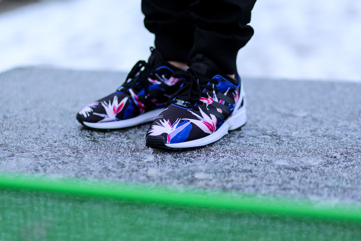 10b178fe053fe ... coupon code for adidas zx flux nps hawaiian floral pack bold blue 3ec2a  bac1d
