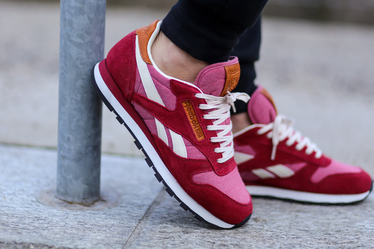 309e07c5af79 Reebok Classic Leather CH