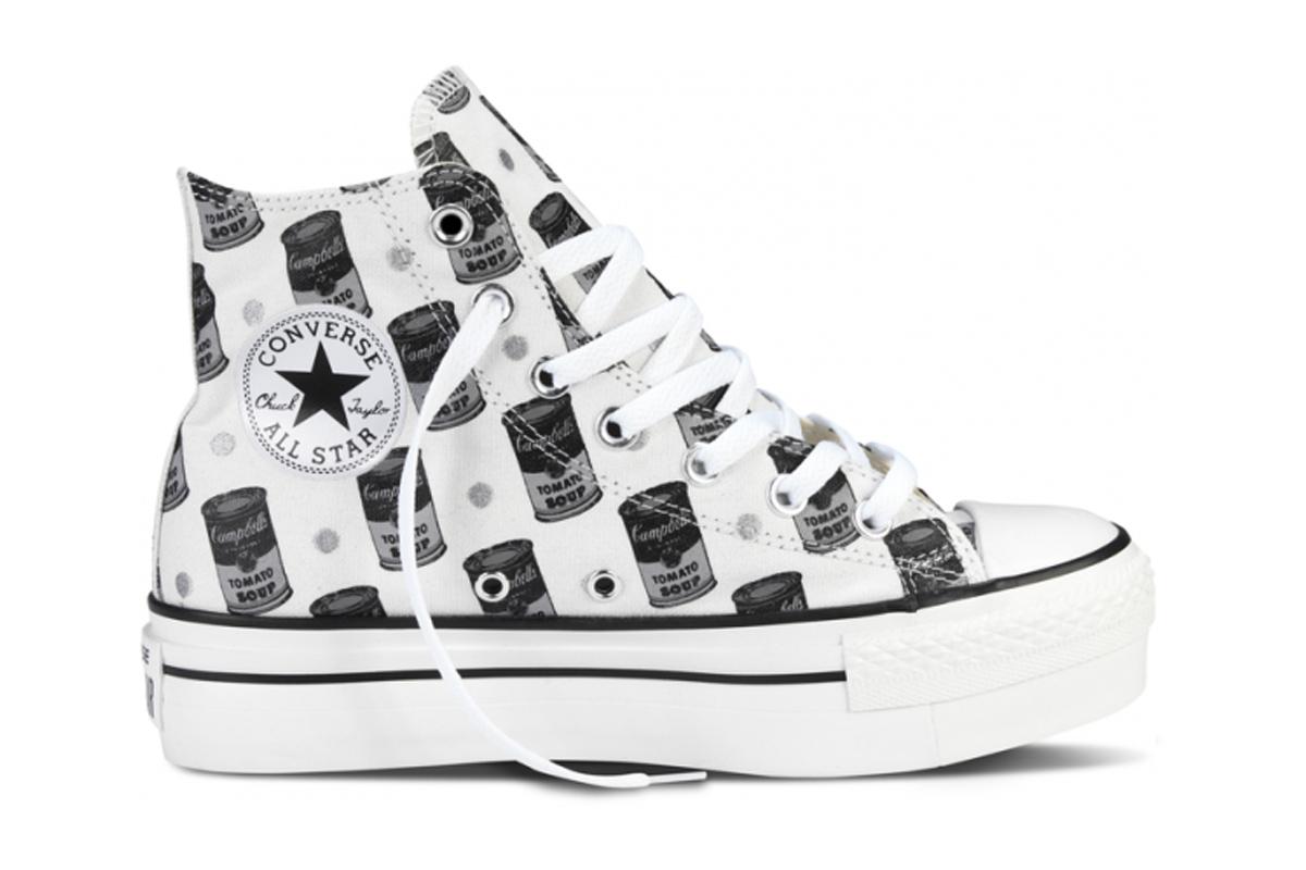 3e24a04bff37 ... Andy Warhol x Converse Chuck Taylor All Star