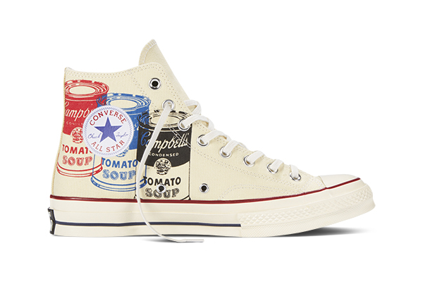 Andy Warhol x Converse Chuck Taylor All Star