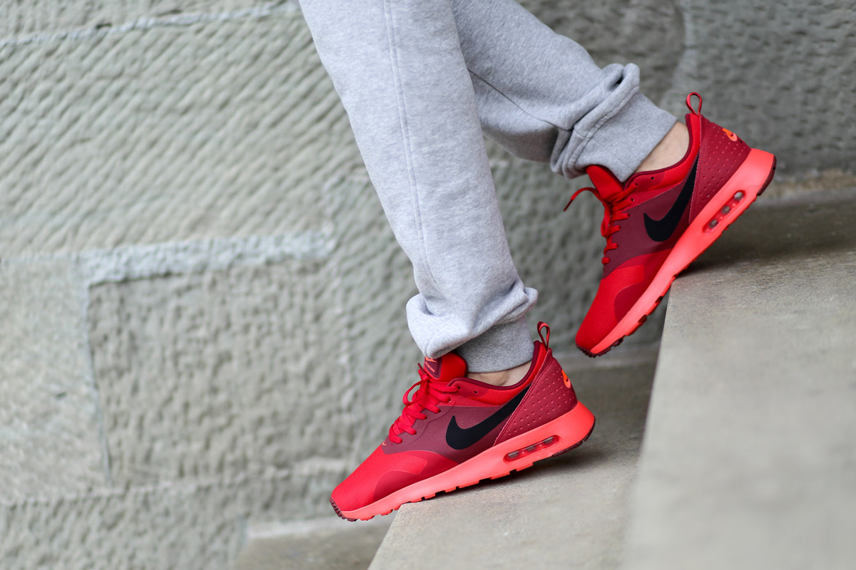 Nike Air Max 95 | Wolf Grey & University Red OG EUKicks