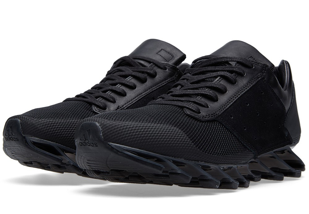 outlet store 337f2 1c3dd adidas x Rick Owens Springblade Low (Spring 2015) - OG ...