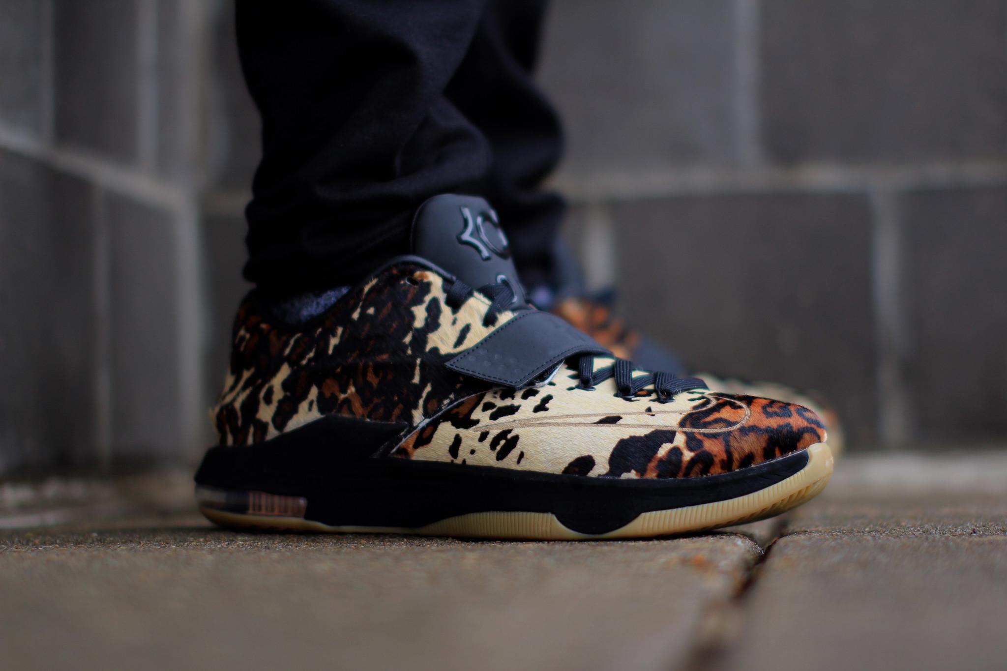 """detailing d0120 6eca4 Nike KD 7 EXT """"Longhorn State†(Detailed Pictures) - OG ..."""