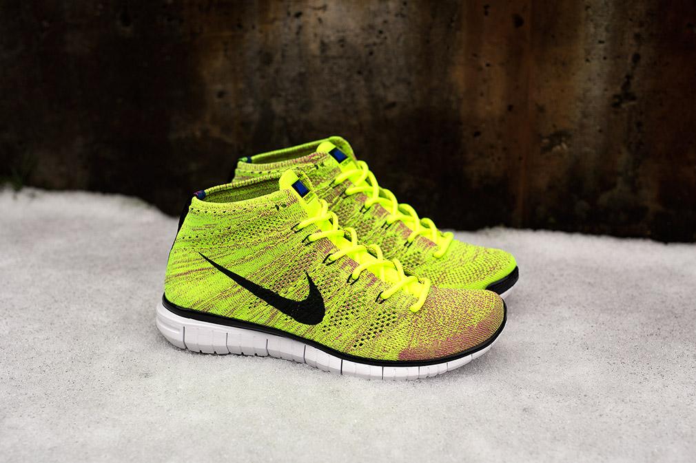 competitive price c81b8 750c2 Nike Free Flyknit Chukka